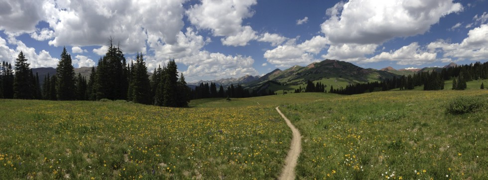 Trail 401 Crested Butte