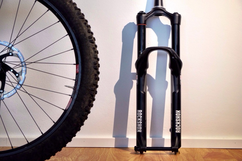 RockShox Pike 46mm 51mm Offset