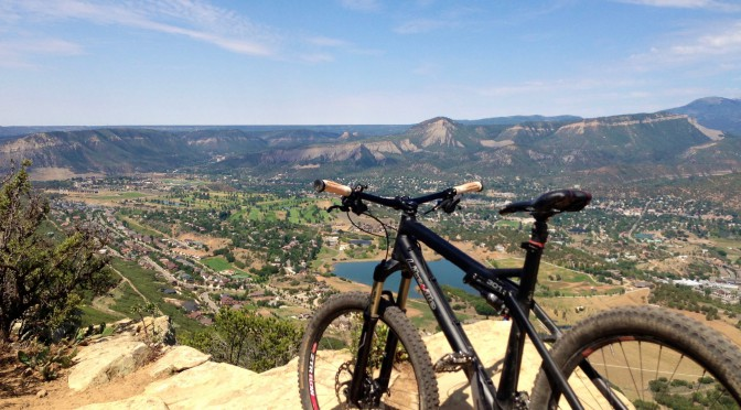 Mountainbiking Colorado