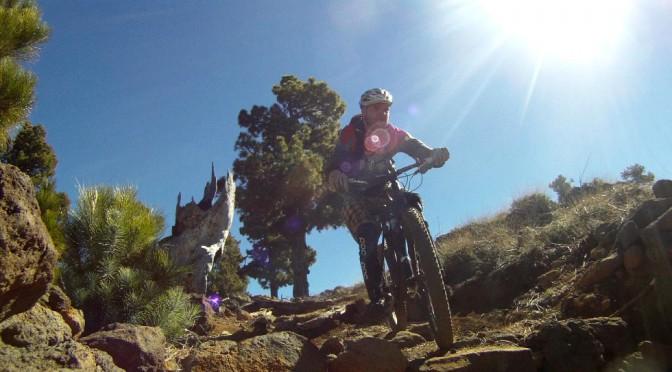 Roque de los Muchachos Mountain bike Trail Tour