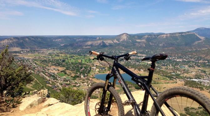 Mountainbiking Colorado