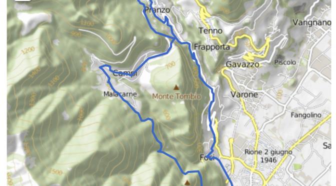 Beginner MTB Trail Gardasee – Campi MTB Tour
