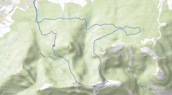 """Der """"Zwiesel Trail"""""""