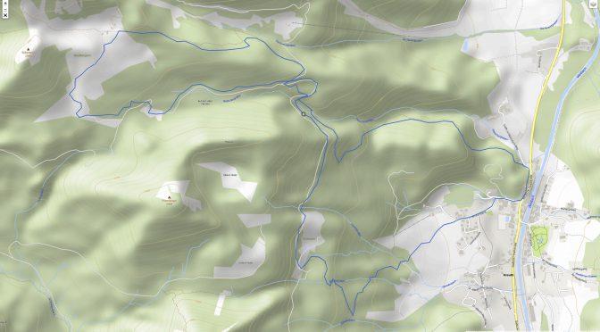 Hirschberg MTB Trail